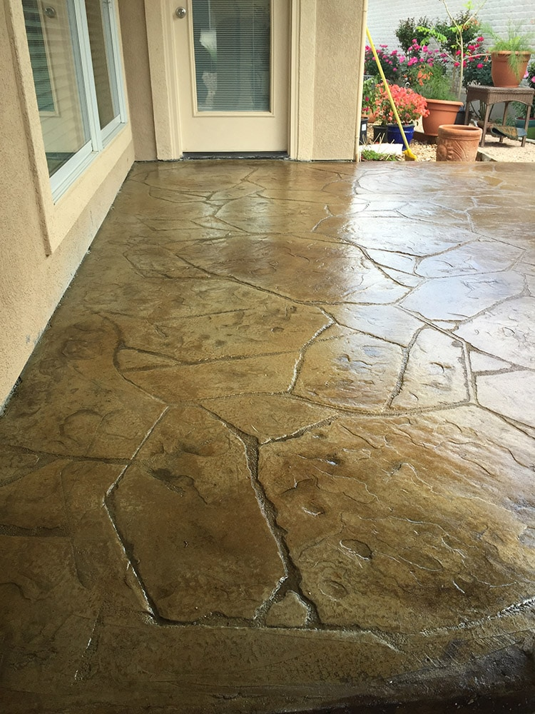 Atx stained concrete stained concrete austin polished for Texas floors