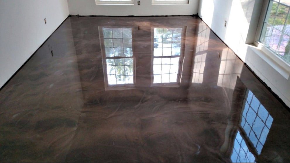 ATX Stained Concrete | Stained Concrete Austin, Polished ...